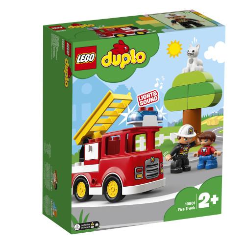 Лего Дупло Пожежна машина 10901