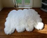 Коврик из восьми овечьих шкур