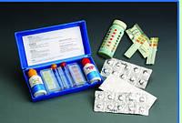 Тестер таблеточный РН и Cl