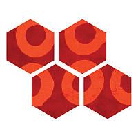 "Нож Sizzix для пэчворка - Hexagons, 1 1/4"" Sides, 659834"