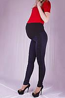 Лосины для беременных с гипюром
