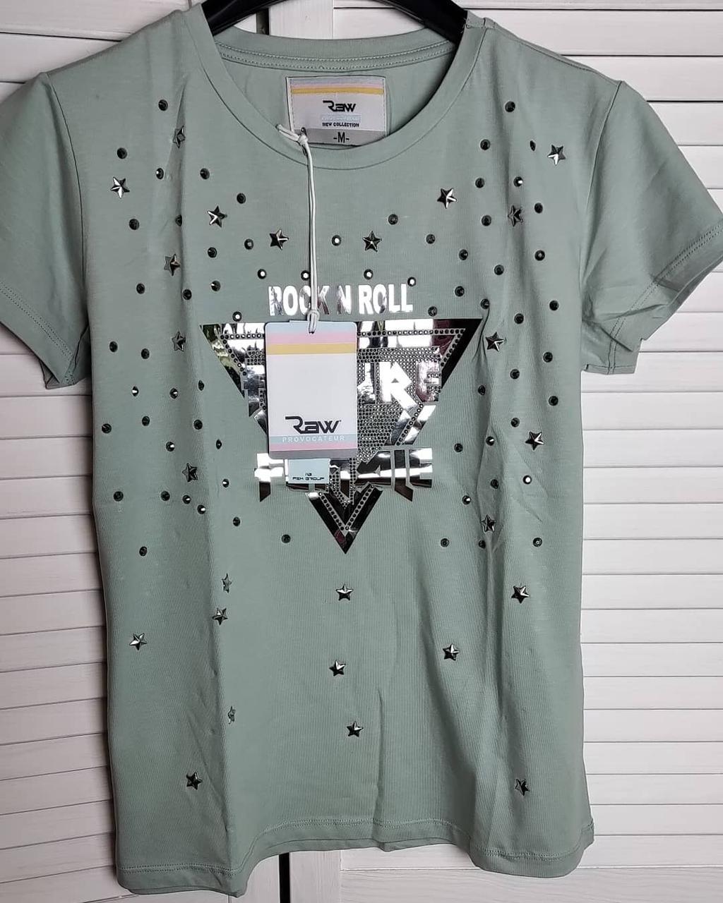 8390bb47d7618 Турецкие Женские футболки Raw: продажа, цена в Херсоне. футболки и ...