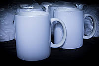 Нанесение изображений и логотипов на чашки
