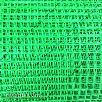 Забор садовый.Ячейка 10х10 мм, рул. 1м х 20 м.(Пластиковый). , фото 2
