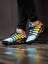 Мужские кроссовки Air Vapormax Plus color топ-реплика, фото 3
