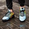Мужские кроссовки Air Vapormax Plus color топ-реплика, фото 4