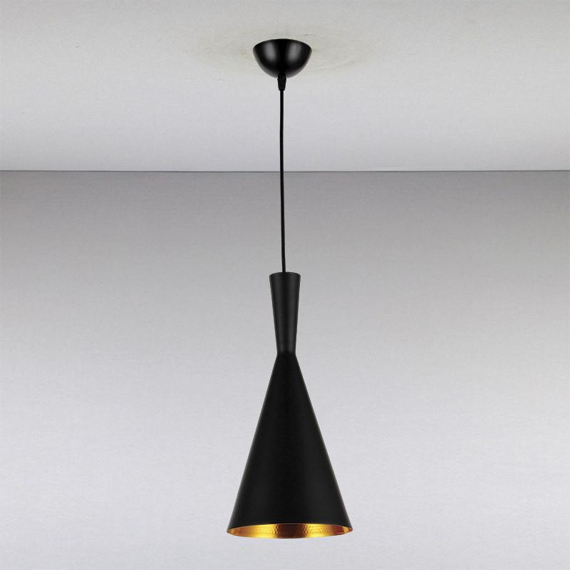 Люстра LS-13226A-1 BK  черная