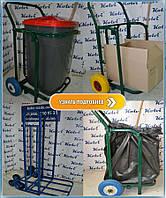 Уборочные тележки,грузовые тележки,лестничные тележки - основные товары компании!