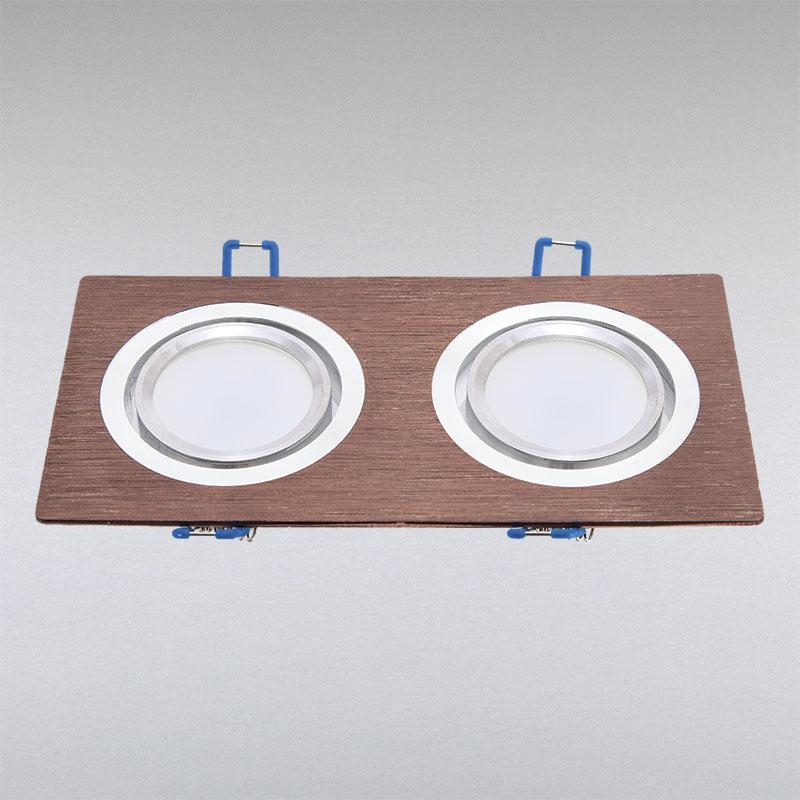 Встраиваемый точечный светильник LS-13242-2 COF