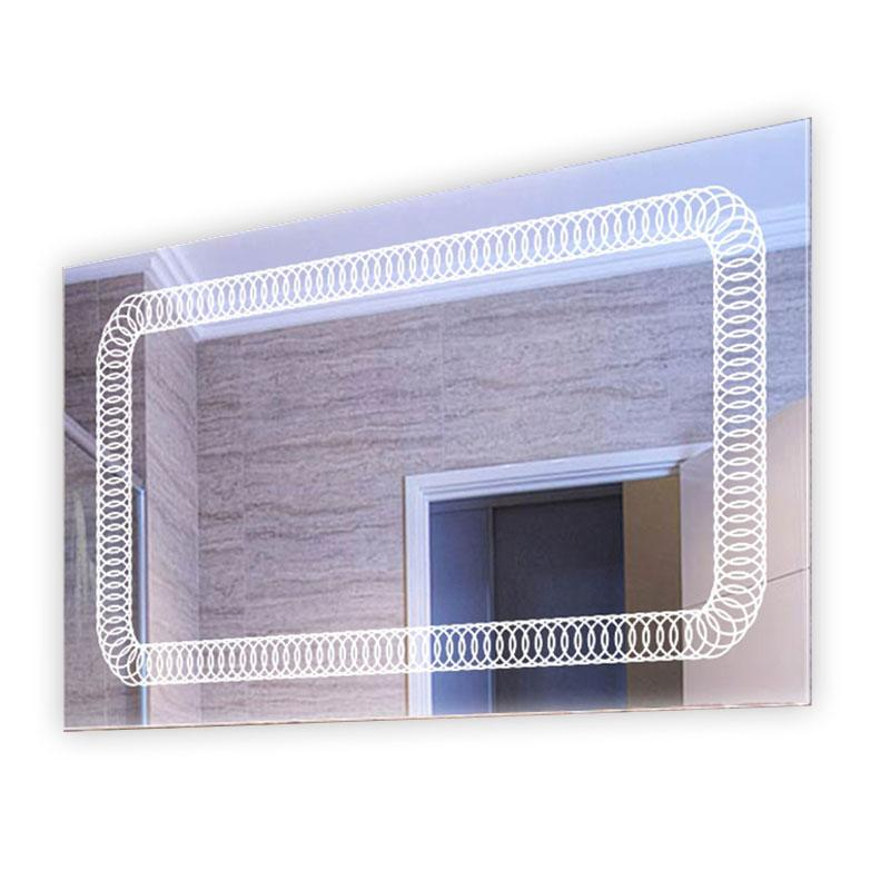 Зеркало ModGlass VIOLA с LED-подсветкой 70x106 см
