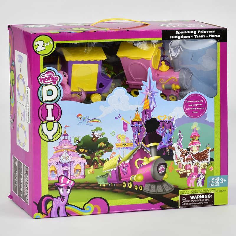 Игровой набор Замок пони SM 1025  в коробке