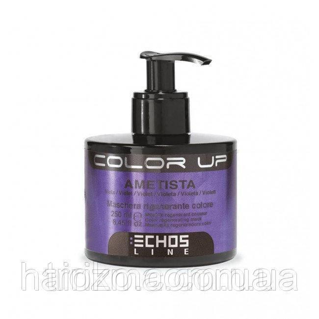 ECHOSLINE COLOR UP Тонирующая маска, 250 мл Фиолетовая