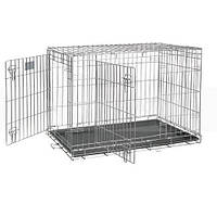 Клетка транспортная 109*79*71 для собак Trixie