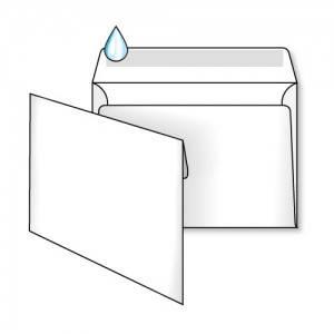 Конверты С6 (114х162) мк, бел. (0+0), фото 2