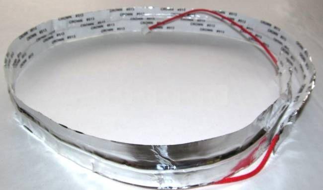 Средний нагревательный элемент(ТЭН) мультиварки Redmond RMC-250