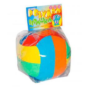 Мягкая игрушка мяч-мякиш «Супермяч»