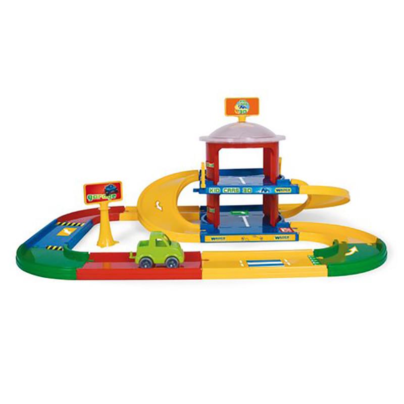 Игровой набор «Трек Kid Cars 3D» 53020