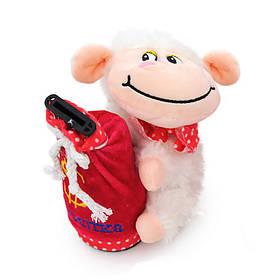 Мягкая игрушка «Овечка с копилкой» 14249