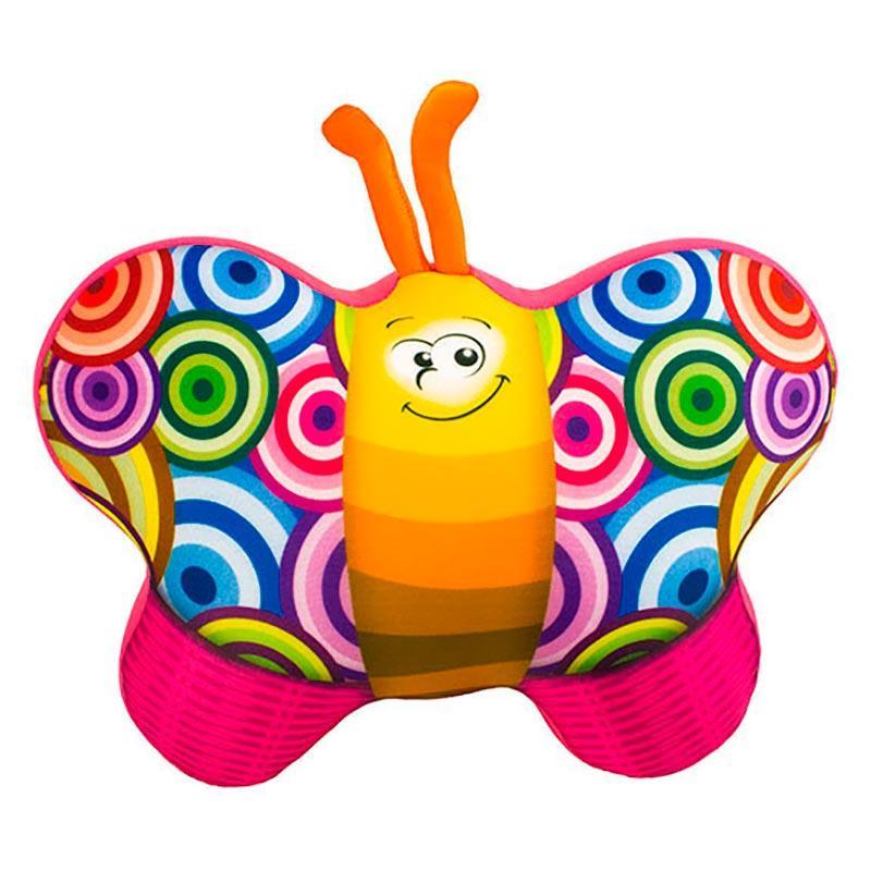 Мягкая игрушка-антистресс «SOFT TOYS - Бабочка» DT-ST-01-57