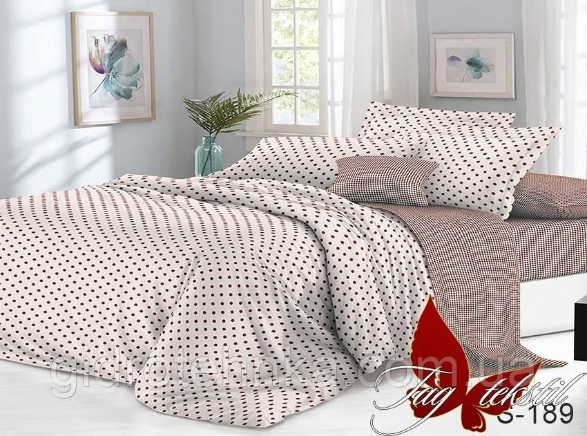 Комплект постельного белья с компаньоном S189