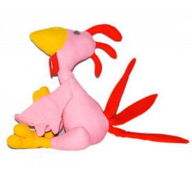 Мягкая игрушка «Петух Гога розовый» ПРО-01-01