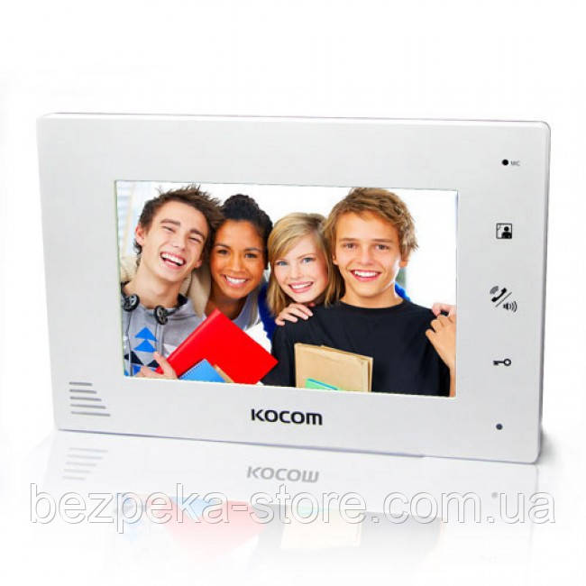 Домофон цветной Kocom KCV-A374SD Mono