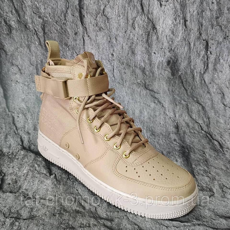 Кроссовки мужские Nike Air Force 1 mid оригинал