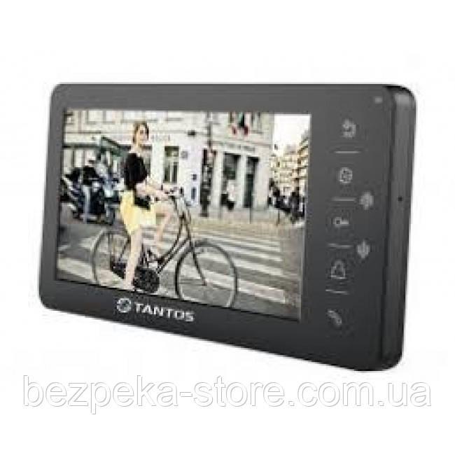 Цветной видеодомофон Tantos Amelie (Black)