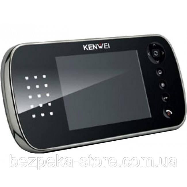 Видеодомофон Kenwei E562FC-W80 (black)