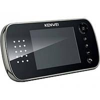 Видеодомофон Kenwei E562FC-W80 (black), фото 1