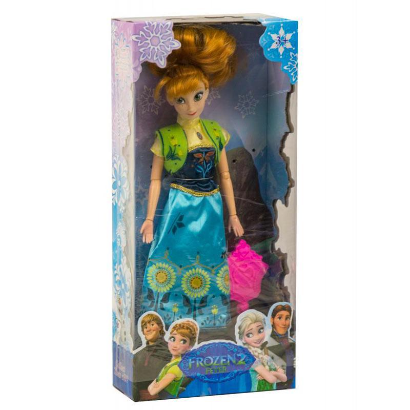 Кукла «Холодное сердце: Анна» ZT8787