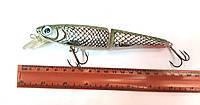 Воблер Mistrall Troll 16 cm (зеленая спинка)