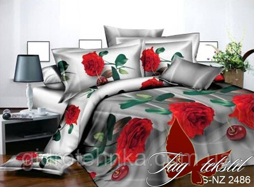 Комплект постельного белья PS-NZ 2486
