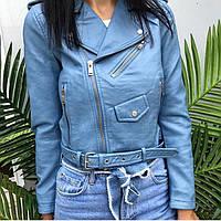 Женская куртка косуха фабричный Китай, фото 1