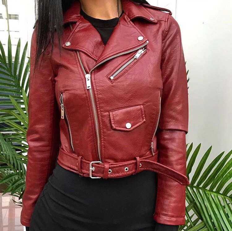 Женская куртка косуха фабричный Китай