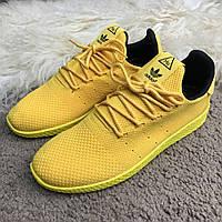 Adidas Pw Tennis HU Yellow, фото 1