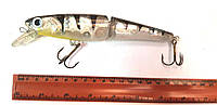 Воблер Mistrall Troll 16 cm (полосатый)