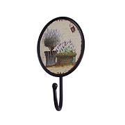 Вешалка-крючок «Растения», 19 см, метал