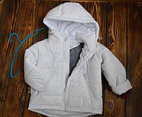 Куртка весенняя Белое облако на 1-1,5 года 80 размер