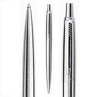Шариковая ручка Паркер Jotter, стальной корпус