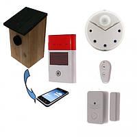 Комплект сигнализации Intervision OUTDOOR STD GSM