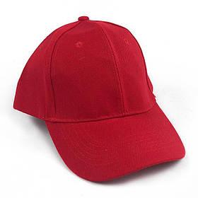 Кепка бейсболка  Style  красная