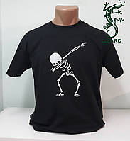 "Футболка ""Skeleton dab"""