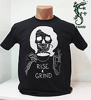 """Футболка """"Rise and Grind"""""""