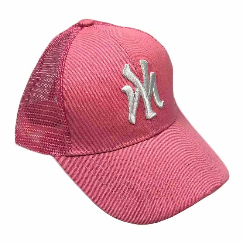 Бейсболка Тракер МК-1177 розовая