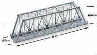 Noch 21320 Сборная модель - Ферменный мост длиной 36 см, масштаба 1/87,H0