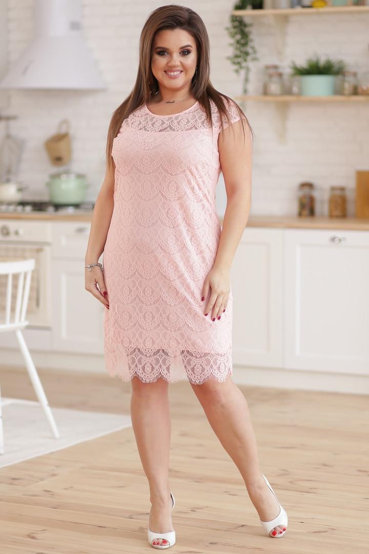 fdffb63762f Летнее гипюровое мини-платье