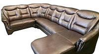 Большой угловой диван Фатима
