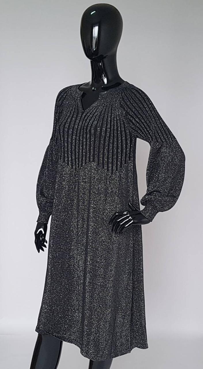 Оригинальное женское платье универсального размера