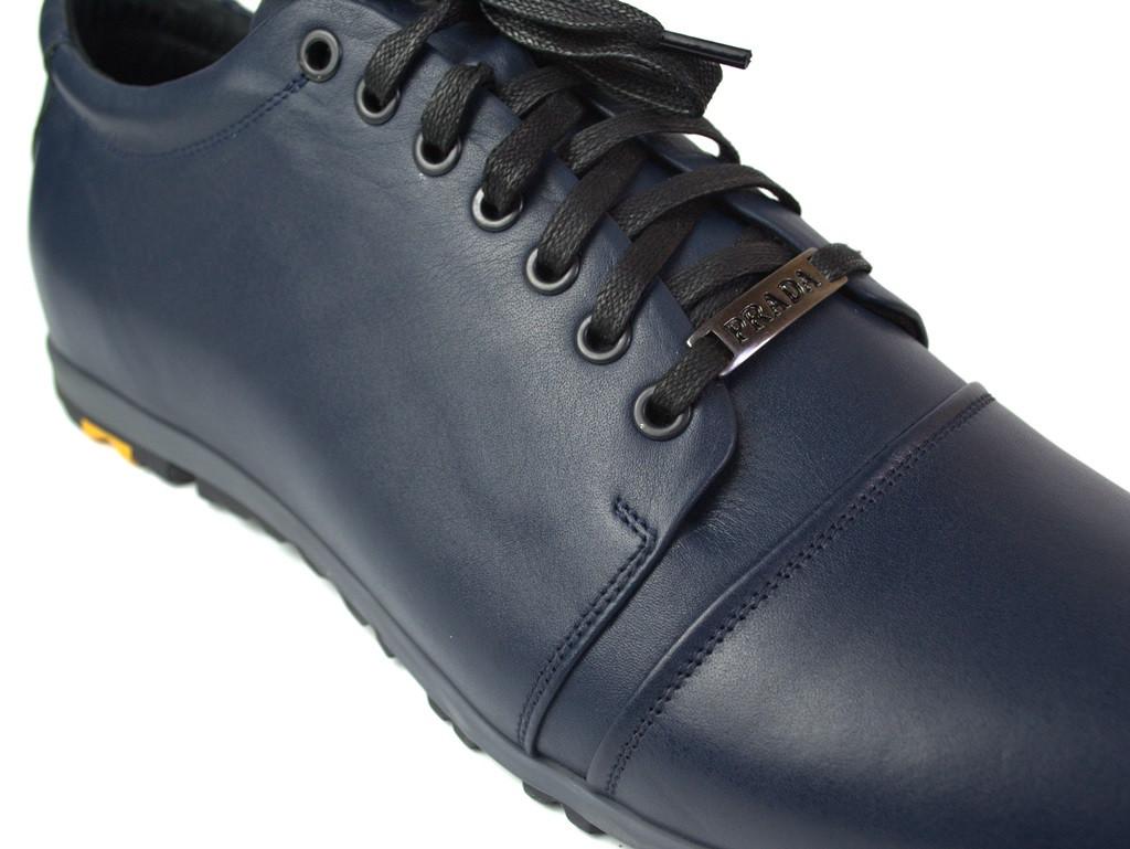 fa5b1031 Кроссовки кожаные синие сникерсы мужская обувь Rosso Avangard PRAVDA Blu  Lether, цена 1 428 грн./пара, купить в Запорожье — Prom.ua (ID#502841674)